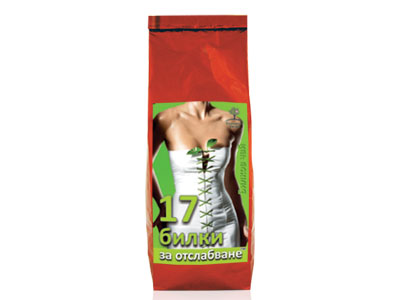 Билков чай 17 билки за отслабване – насипен  1