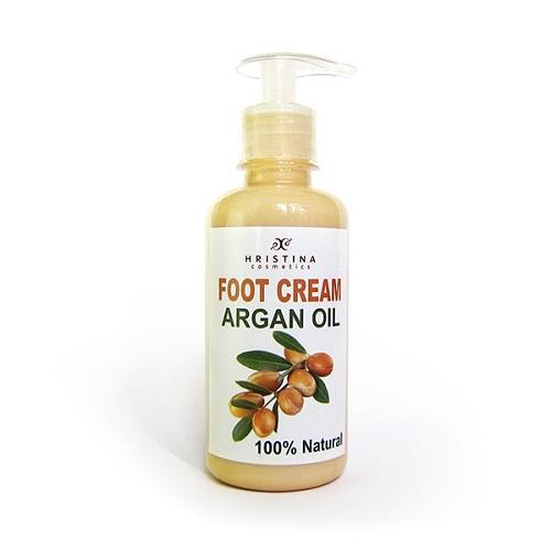 Крем за крака с арганово масло