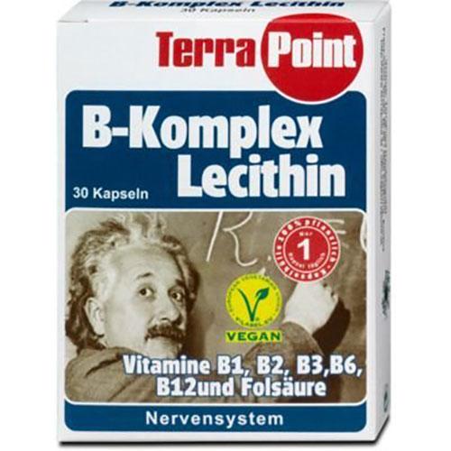 B-комплекс и лецитин – 30 капсули 1