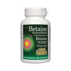 Бетаин хидрохлорид – 90 капсули 1