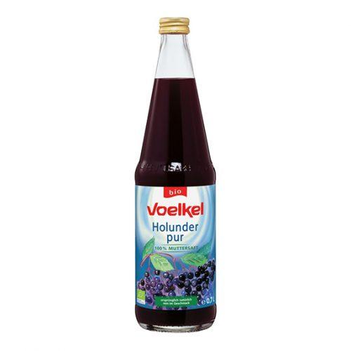 Био сок от черен бъз  1