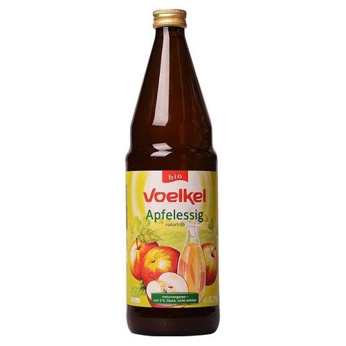 Био ябълков оцет