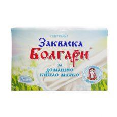 Закваска за домашно кисело мляко  1