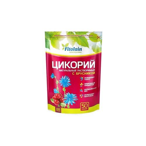 Цикория с екстракт от червена боровинка - разтворима