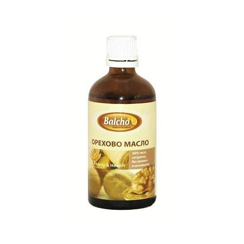 Студено пресовано орехово масло - 100 мл