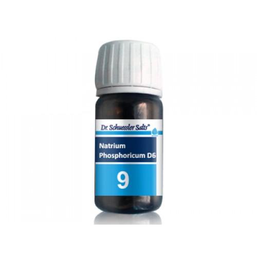 Шуслерова сол №9 – Натриум фосфорикум  1