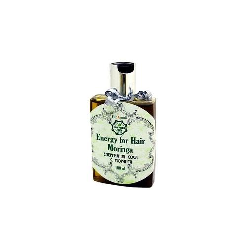 Енергия за коса с масло от моринга