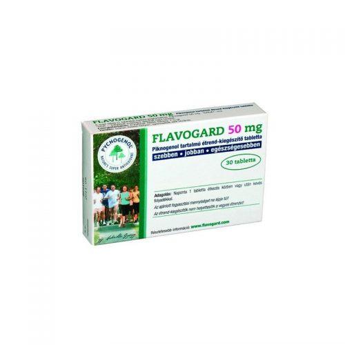 Флавогард – 30 таблетки 1