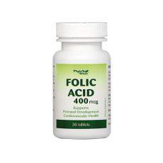 Фолиева киселина – 30 таблетки 1
