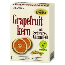 Грейпфрут и кимионово масло – 60 капсули  1