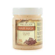 Маска за коса с дъбови кори 1