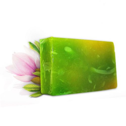Ръчно приготвен сапун с екстракт от магнолия 1