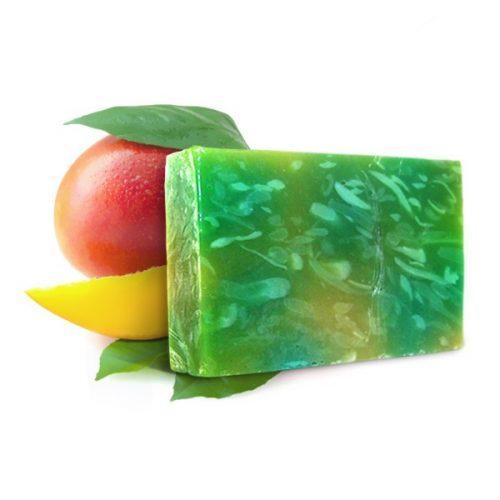 Ръчно приготвен сапун с масло от манго 1
