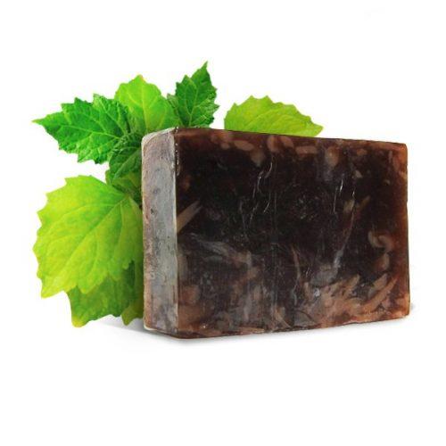 Ръчно приготвен сапун с масло от пачули и екстракт от амбър 1