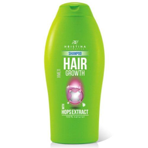 Шампоан Хмел за растеж на косата 1