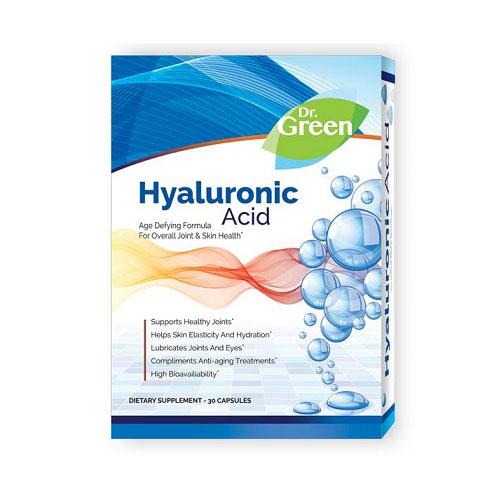 Хиалуронова киселина - 30 капсули
