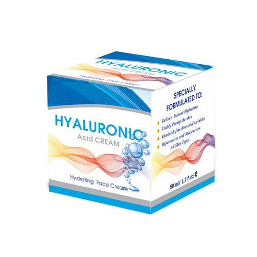Хиалуронова киселина крем за лице