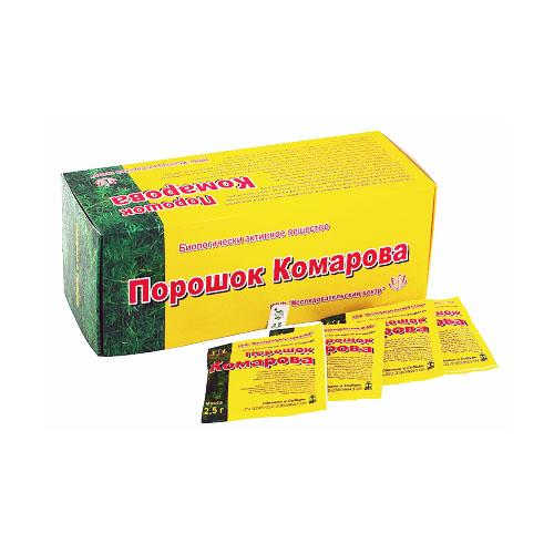 Прах Комаров