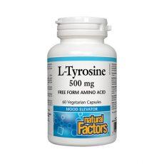 L-тирозин – 60 капсули 1