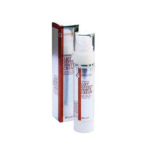 Луксозен лифтинг ефект форте крем с арганово масло, фитостволови клетки и Q10