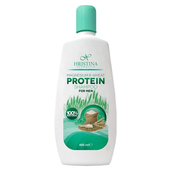 Шампоан за мъже с магнезий и пшеничен протеин 1