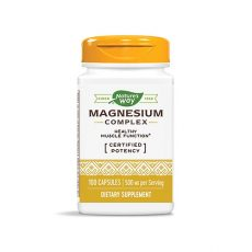 Магнезиев комплекс – 100 капсули 1