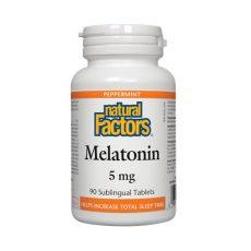 Мелатонин 5 мг – 90 таблетки 1