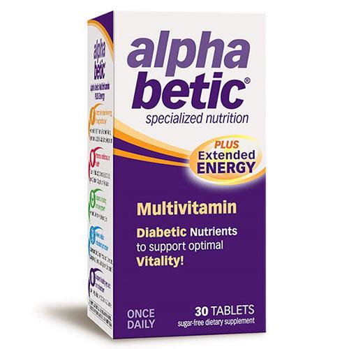 Мултивитамини за диабетици - 30 таблетки