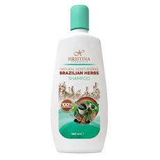 Хидратиращ шампоан Бразилски билки 1