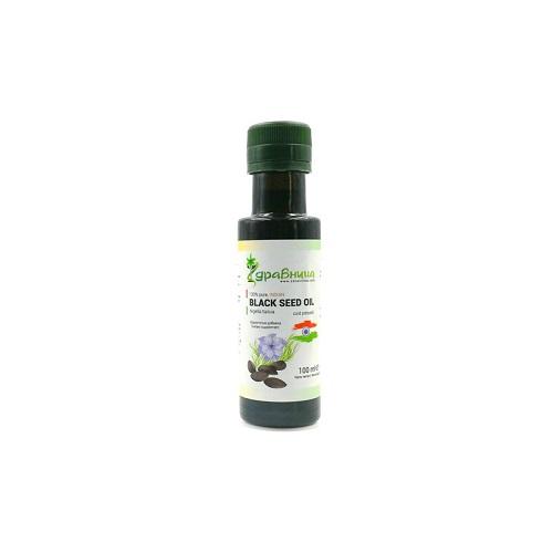 Студено пресовано масло от черен кимион - 100 мл