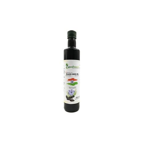 Студено пресовано масло от черен кимион - 500 мл