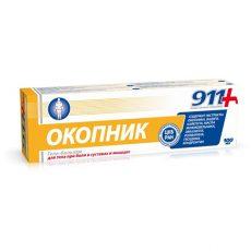 Гел-балсам за ставни и мускулни болки Окопник 1