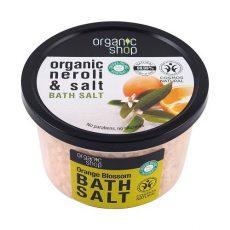 Соли за вана Портокалов цвят 1