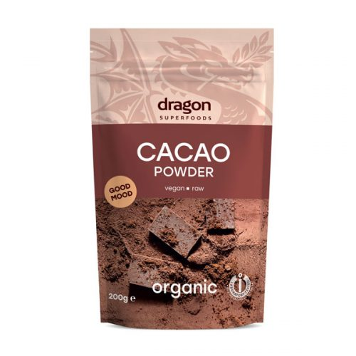 Био сурово какао на прах 1