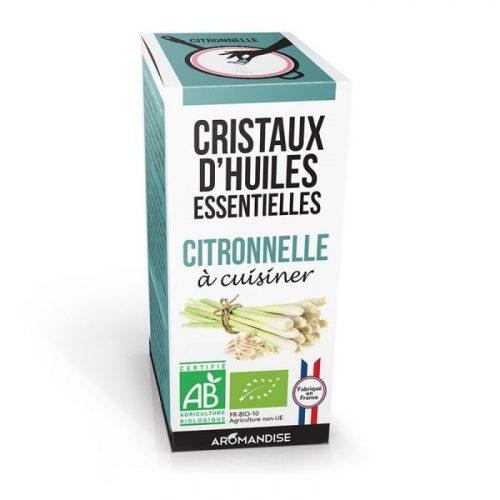 Био етерични кристали – Цитронела 1