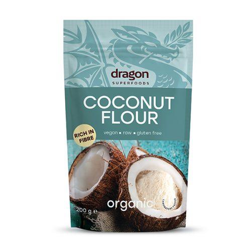 Био кокосово брашно 1