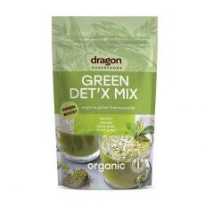 Био зелен детокс микс на прах – 200 г 1