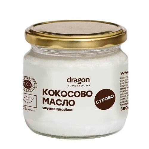 Био студено пресовано кокосово масло - 300 мл
