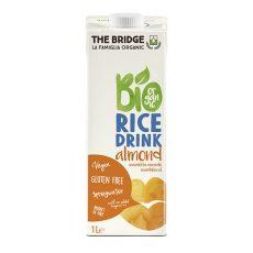 Био оризово-бадемова напитка 1