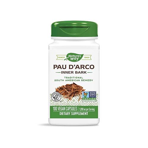 Пау Д'арко - 100 капсули