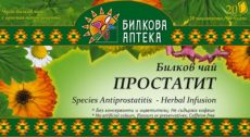 Билков чай Простатит  1