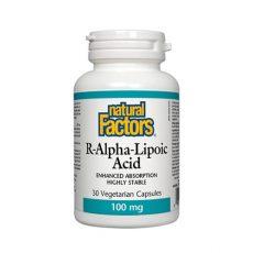 R-алфа-липоева киселина – 30 капсули 1
