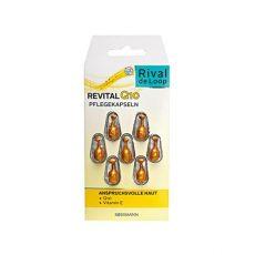 Ревитализиращи капсули за лице – концентрат с Q10 и витамин E 1