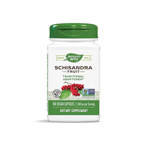 Шизандра - 100 капсули