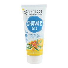 Натурален душ-гел Облепиха и портокал 1