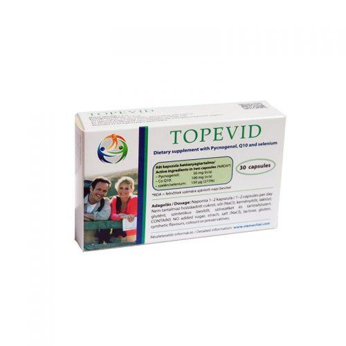 Топевид – 30 капсули 1