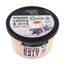 Соли за вана Ванилово мляко 1