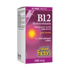 Витамин B12 – 210 таблетки 1
