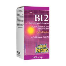 Витамин B12 – 90 таблетки 1