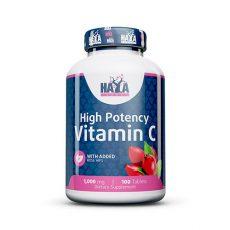 Високо потенциран витамин C с шипки – 100 таблетки 1